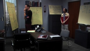 The Big Bang Theory 03x04 : The Pirate Solution- Seriesaddict